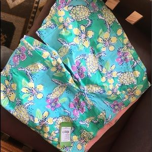 Lilly NWT—Resort Bermuda Shorts-Sz 8